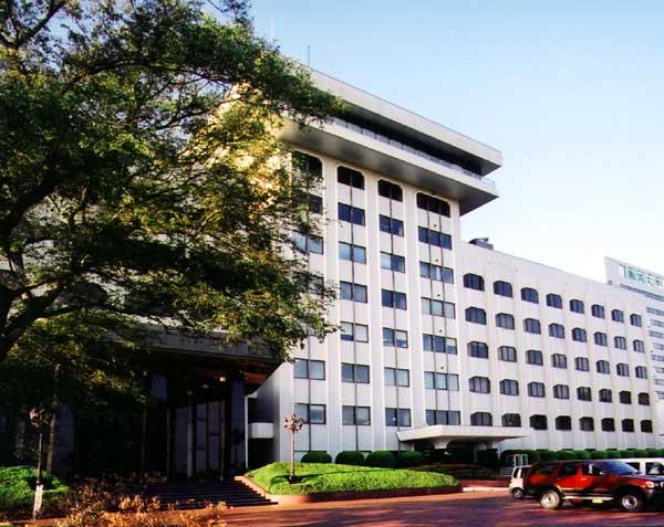 崇城大学楼舍